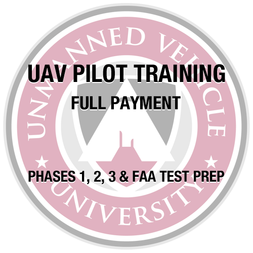 UAV Pilot Training Full Payment