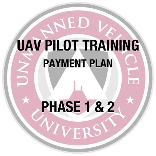 UAV Pilot Training Partial Payment 1
