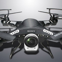 Sony Launching Drone Solutions