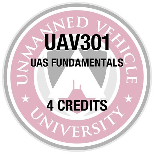 UAV 301 UAS Fundamentals Course