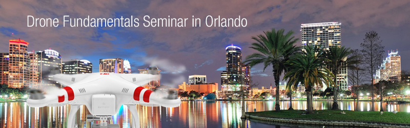 Drone fundamentals course  in Orlando Presented by Unmanned Vehicle University