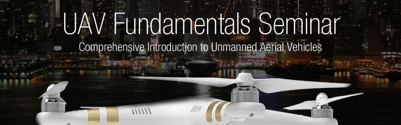 Learn to become a drone pilot in New York with UVU's Fundamentals Seminar