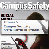 Advances in Drone Technology Will Revolutionize Campus Security