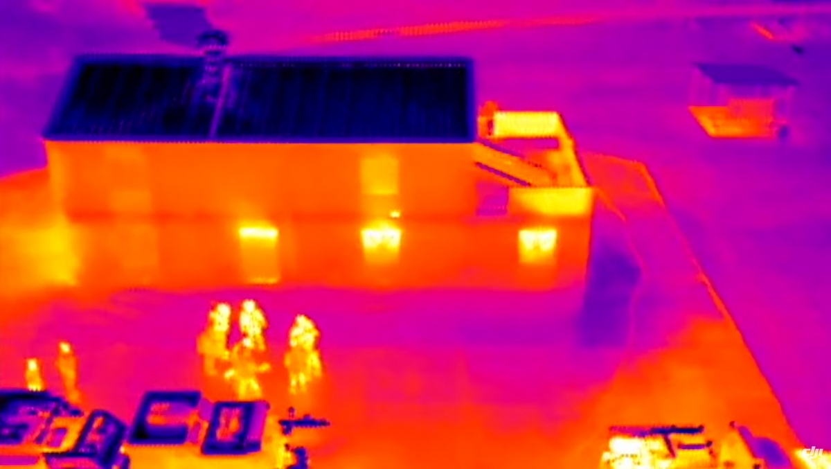 Thermal Infrared Operations Training - Unmanned Vehicle