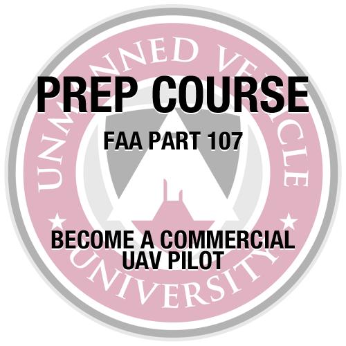 UVU FAA Part 107 Prep Course