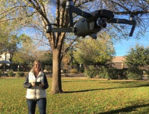 UVU Grad Student Shows Major Airline How Drones Can Reduce Maintenance Costs